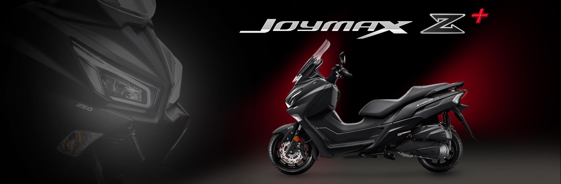 JOYMAX Z+250 NEW – Sym Scooters
