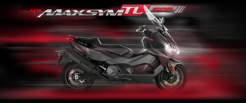 MAXSYM TL 508 NEW – Sym Scooters